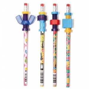 stylos qui se manipulent pour de-stresser les enfants