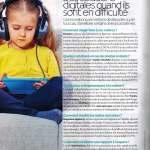 Article Biba soutien scolaire dys phobie scolaire