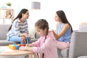 Guidance parentale - Enfants dys précoce, TDAH, phobie scolaire
