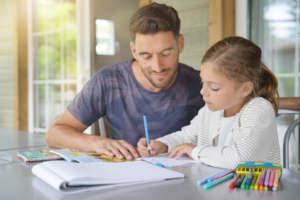 Aide aux parents d'enfants en phobie scolaire. Conseil parental